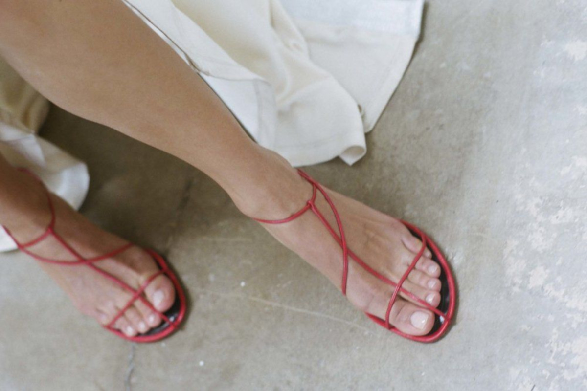 The barely there sandal – The Shoe Review